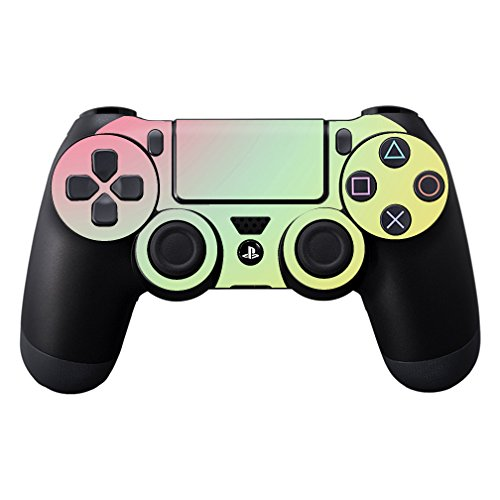 MightySkins Protective Vinyl Skin Decal for Sony Playstation DualShock PS4 Controller Case wrap Cover Sticker Skins Berry ()