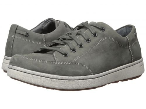 Dansko(ダンスコ) メンズ 男性用 シューズ 靴 スニーカー 運動靴 Vaughn - Grey Milled Nubuck [並行輸入品] B07BMN79P2