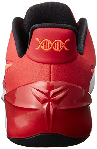 d Nike Homme Basketball University de Black Chaussures A Red Kobe vw1wxTqEnB
