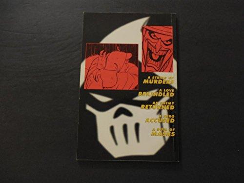Batman Mask Of The Phantasm Adaptation Of Warner Bros Movie Digest