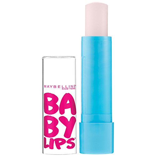 Maybelline New York Baby Lips Moisturizing Lip Balm, Quenched, 0.15 oz.