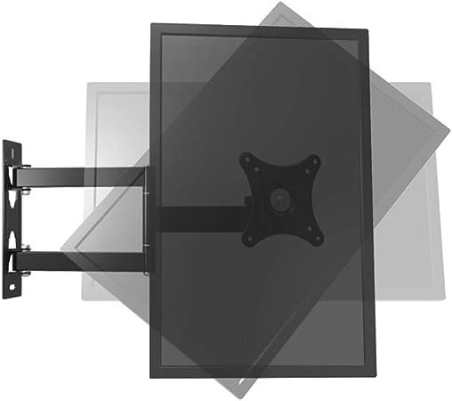 Xue Universal TV Soporte de Pared de Montaje, para 14 – 42 Pulgadas LCD LED Televisores universales murales giratorias Estructura telescópica de Escritorio a la casa Sala de Clase de reunión: Amazon.es: Hogar