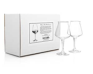 """""""TeKu"""" The World's Best Beer Glass (Gift Box Set of 2)"""