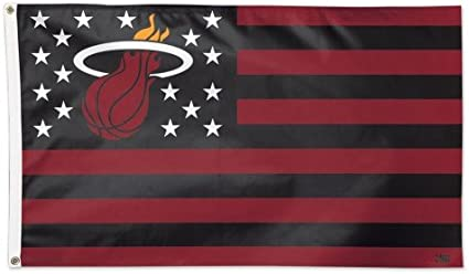 Miami Heat 3x5 Flag
