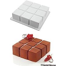 """Silikomart Professional """"Cubik 1400"""" Silicone Mold"""