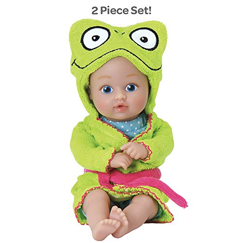 Adora Bathtime Baby Tot Frog Girl Baby Doll