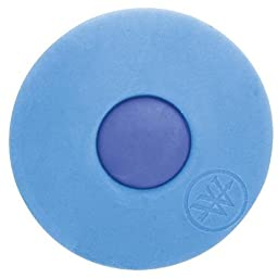 Westcott Latex Free Saturn Eraser With Anti-microbial Protection, Assorted Colors