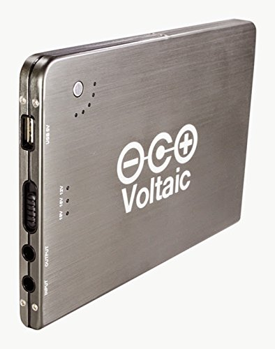 Voltaic Systems - V72 External Backup Battery Pack for Laptops | Powers Laptops, Tablets, & More USB Devices | Charge Your Laptop as Fast as at Home - 19,800mAh by Voltaic Systems