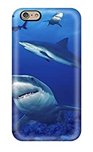 New Cute Funny Sea Animals Case Cover/ Iphone 6 Case Cover