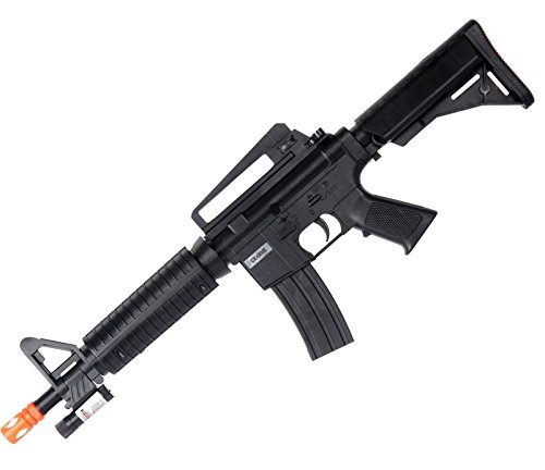 m4 a1 m16 tactical assault spring airsoft rifle pellet sniper gun 6mm bb bbs air(Airsoft Gun)