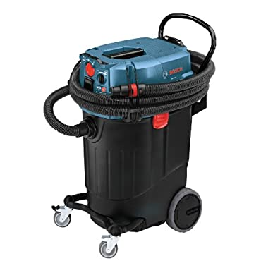 Bosch VAC140A 14-Gallon Dust Extractor with Auto Filter Clean