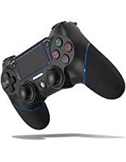 $36 » [2021 Edition] TopACE for PS4 Controller, Wireless Controller for Playstation 4/Pro/3/Slim/PC, HD Dual Vibration, Headphone Touch Panel Gamepad, Mini LED Indicator