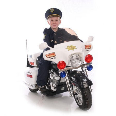 Police Motorcycle Equipment - 1
