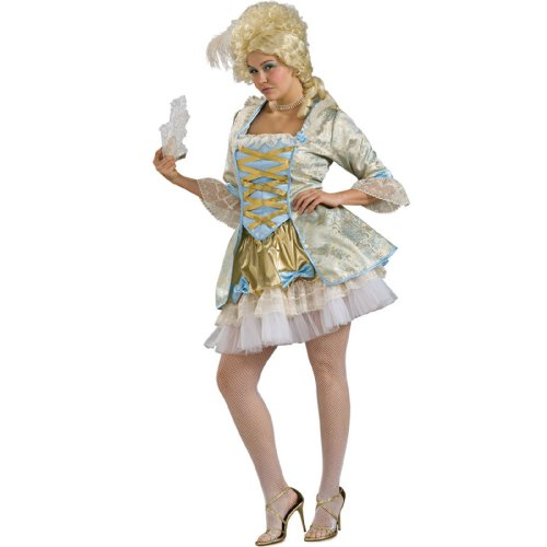Lady of Versailles Costume - Plus Size - Dress Size 14-16 ()