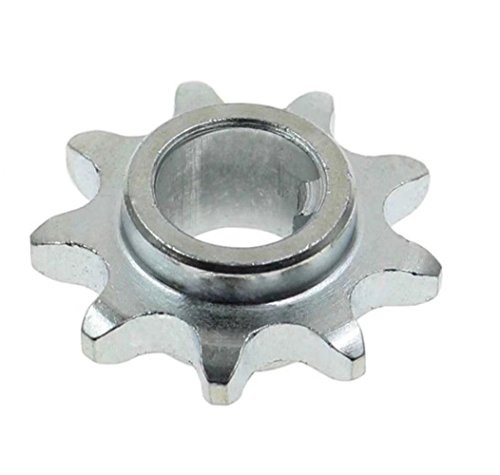 HonsCreat 9T 9 tooth Jackshaft Sprocket 5/8