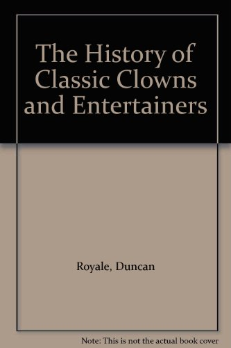 The History of Classic Clowns and Entertainers