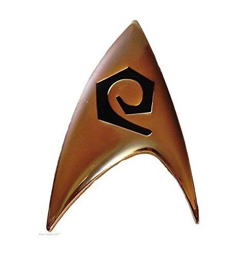 (Star Trek Original Series ENGINEERING Insignia Metal PIN)