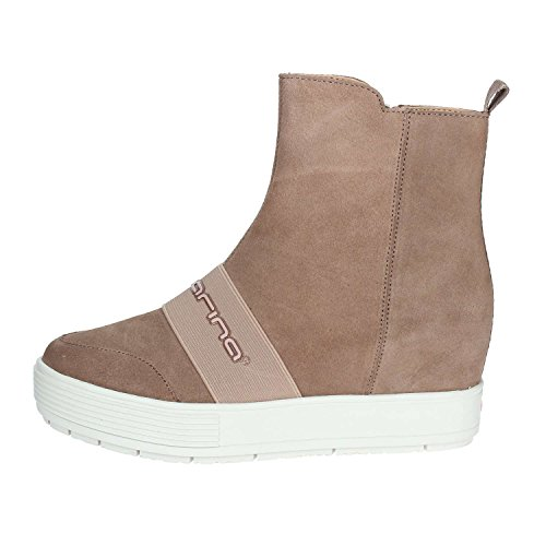 Light Dusty Boots PI18MJ1070S067 Fornarina Pink Damen Ankle TnxRnW0