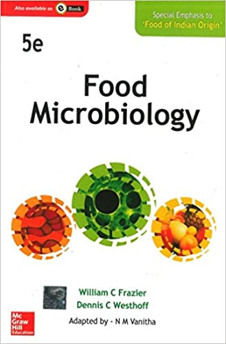 food microbiology by frazier 5th edition