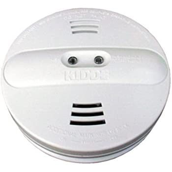 Kidde Battery Dual Photoelectric and Ionization Sensor Smoke Detector Alarm | Model Pi9010