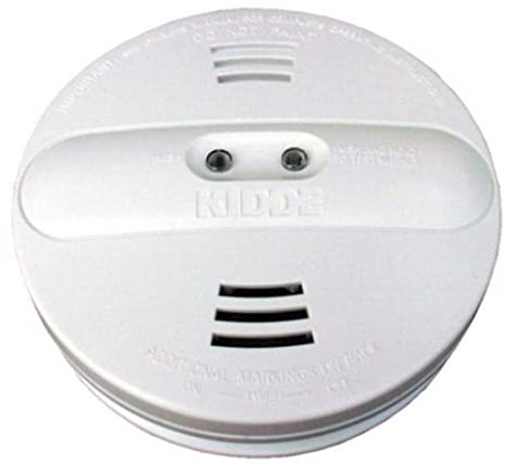 Amazon.com: Kidde Pi9010 alarma con sensor de humo doble ...