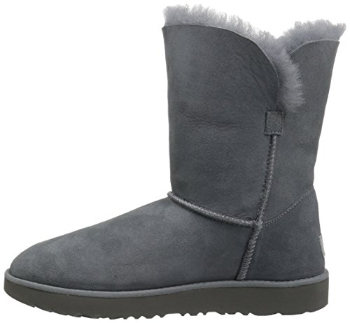 Pictures of UGG Women's Classic Cuff Short Winter Boot Red Clay 5