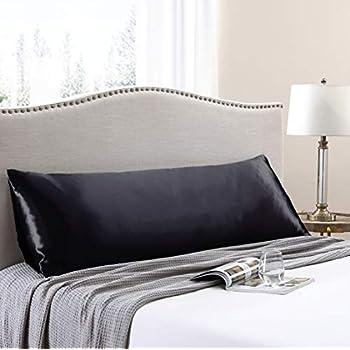 Amazon Com Satin King Size Pillow Cases Set 20x54