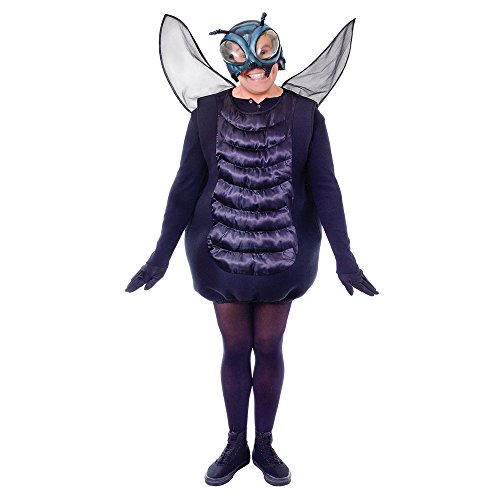 Adults Fly Tunic Costume With Wings