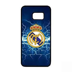 Hard Shock Absorption Protective funda de Real Madrid Club De FúTbol club de fútbol carcasa de telefono Samsung Galaxy S6Edge&Plus funda de