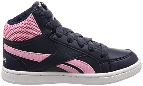 Deporte white 000 Pink Mid light Para collegiate Navy Mujer Prime Zapatillas Reebok Royal Multicolor De 6OgqxXw