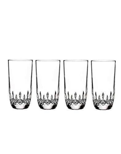 Waterford Lismore Set Of 4 Encore Hi-Ball by Waterford
