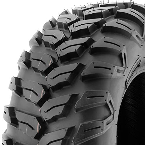 SunF A043 Sport-Performance XC ATV/UTV Off-Road RADIAL Tire - 27x11R12 (6-Ply Rated)