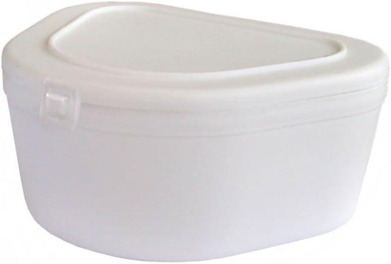 Caja protector para prótesis, implantes y siliconas dentales: Amazon.es: Salud y cuidado personal