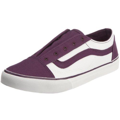 de skateboarding unisex de Zapatillas Vans lona Morado 1EWtqdnx