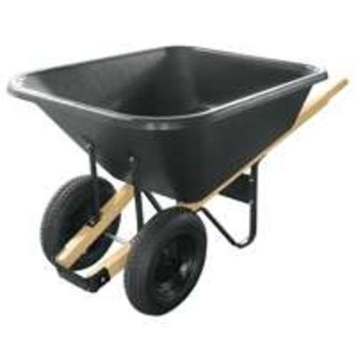 Mintcraft 33636 Wheelbarrow Kit Black Lawn Garden