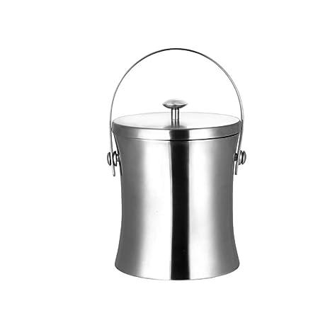 Compra GYLbox 1 L Cubeta De Hielo para Bares/Cubeta De Hielo ...