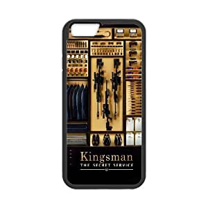 "Custom iPhone6 4.7"" Case, Zyoux DIY New Design iPhone6 4.7"" Plastic Case - Kingsman The Secret Service"