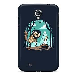 Excellent Design Adventure Time Cartoons Phone Cases For Galaxy S4 Premium Cases