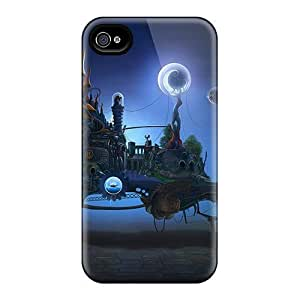 Cute High Quality For Case Ipod Touch 4 Cover Space Project Cases