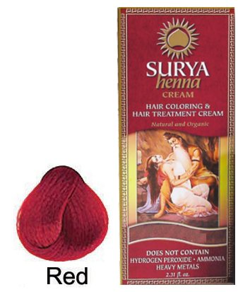 red hair dye cream - 3