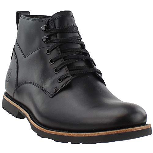 Timberland Kendrick Waterproof Chukka Boot - Men's Black Ful