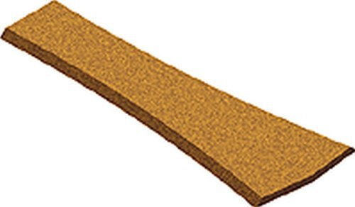 - Midwest Products Co. HO Beveled Switch Pad, Wye
