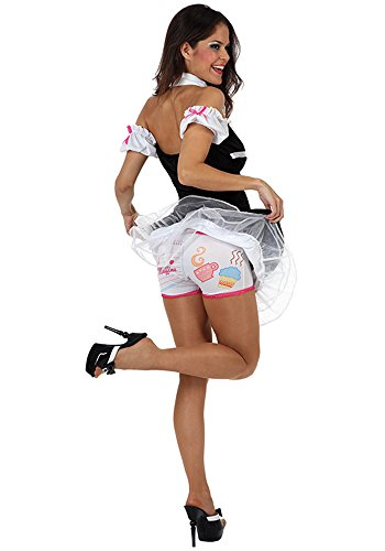 Mignonne 1 Dentelle Cosplay Femmes Bozevon Sexy Déguisements Style D'oktoberfest Costume Maid Waiter hsrQdCtx