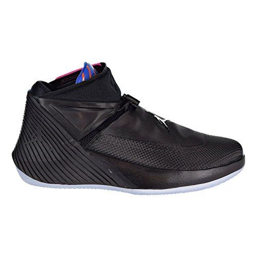 new concept b4bfa 3c28e Nike Jordan Men s Why Not Zer0.1 Basketball Shoes (13, Black Pink
