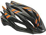 Bell 2014 Sweep Road Cycling Helmet (Matte Black/Orange/Blue Talon - M)
