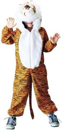 Foxxeo Traje de Tigre para niños Traje de Corbata Traje de niños ...