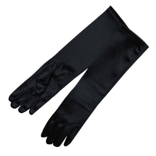 long black gloves fancy dress - 6