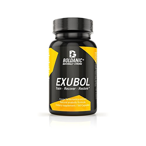 Exubol : Potent Natural Anabolic. Lean Muscle Gain. Turkesterone + Ecdysterone. Natural Anabolic.