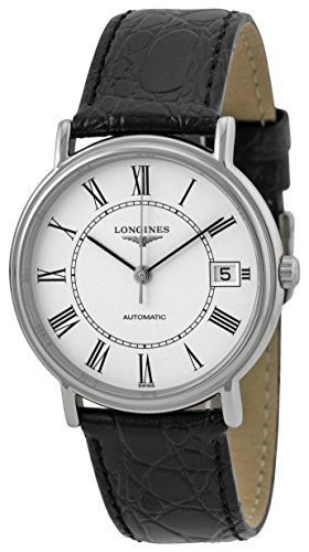 longines la grand classic presence automatic see tru back menu0027s watch