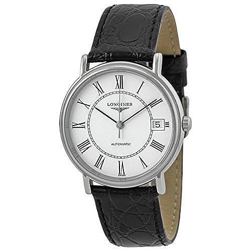 Longines La Grand Classic Presence Automatic See Tru Back Mens Watch